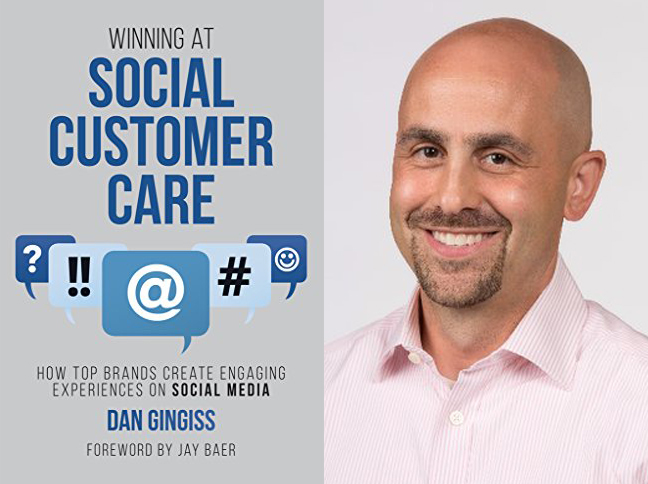 Dan Gingiss Winning at Social Customer Care